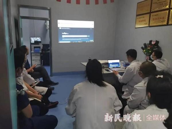 上海援疆莎车分指挥部援疆医疗队推进重症医学科业务学习