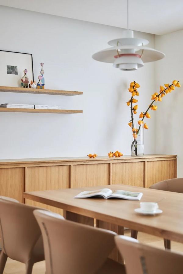 188㎡原木治愈系住宅,每一个角落都温暖舒心,看过真的心动了!