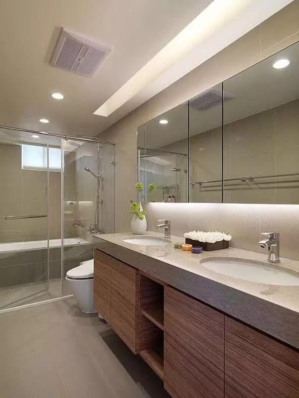 134平装修花18万,不俗套,超现代的三房两厅!