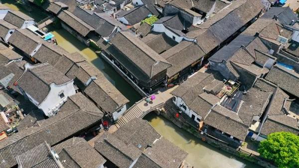 90%的上海人还不知道!魔都这些古镇悄悄焕新了!