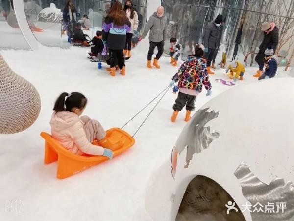 真香!上海竟藏了那么多玩雪滑冰地~不离沪也能玩疯,太省钱&省假期了~