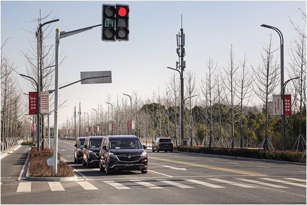 打造智能网联汽车 构建智慧城市生态