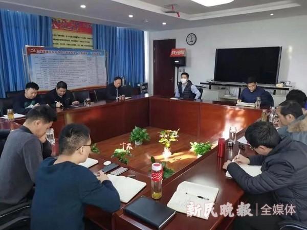 上海援疆莎车分指挥部召开2021年党政干部第三次工作例会 传达前指2021年工作务虚会精神