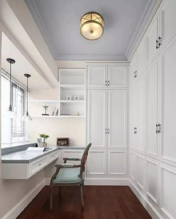 不要在卧室放独立衣柜啦,现在时髦这种衣柜,不吃灰也不占地!
