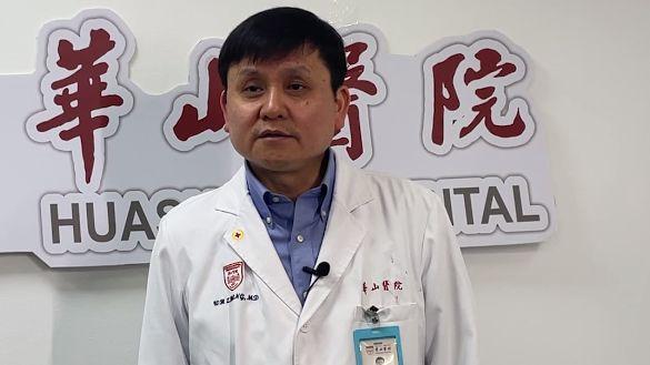 张文宏: 现在做好两件事 日子才能过欢快