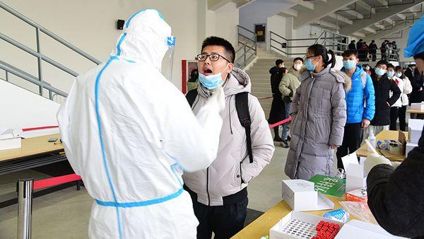 多所高校发通知:免费为需要返乡学生核酸检测