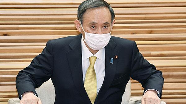 东京奥运会将如期举行,日本首相菅义伟再做承诺