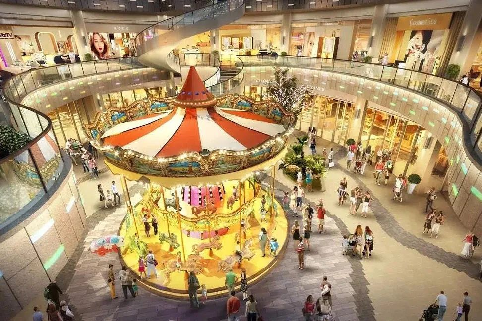 好玩好吃好逛!上海人都在盼的2021年新开业商场!有你家附近的咩?