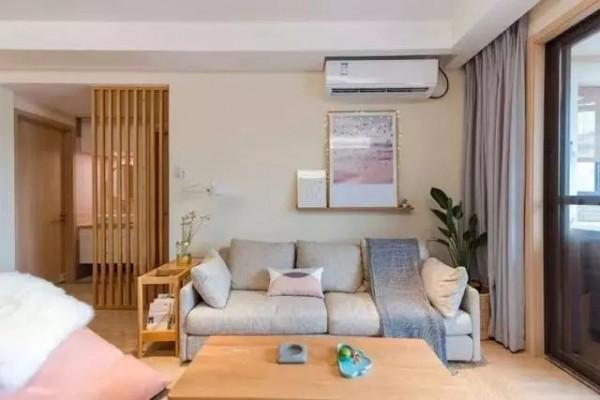 110平三房,全屋装修漂亮极了,一进门鞋柜太实用