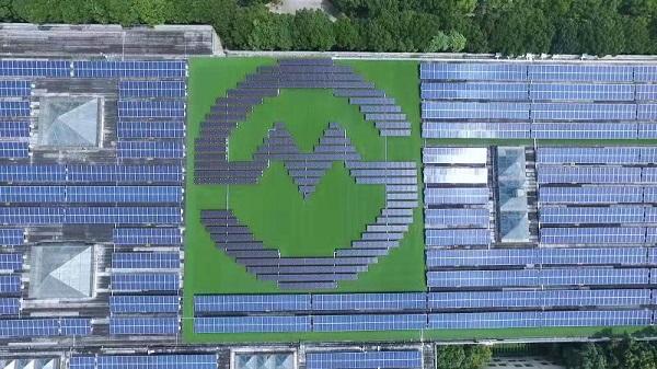 """屋顶铺满了太阳能板!地铁车库成了隐藏""""发电厂"""""""