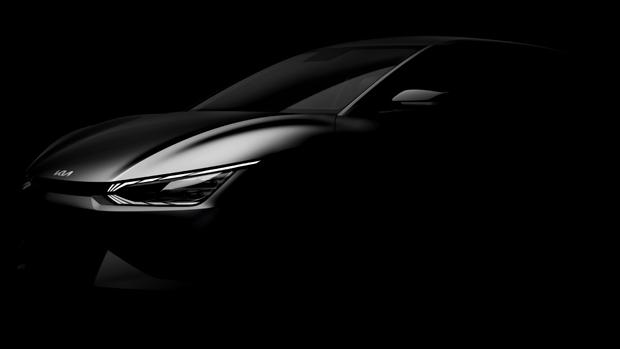 起亚公布首款专属电动车型EV6首批预告