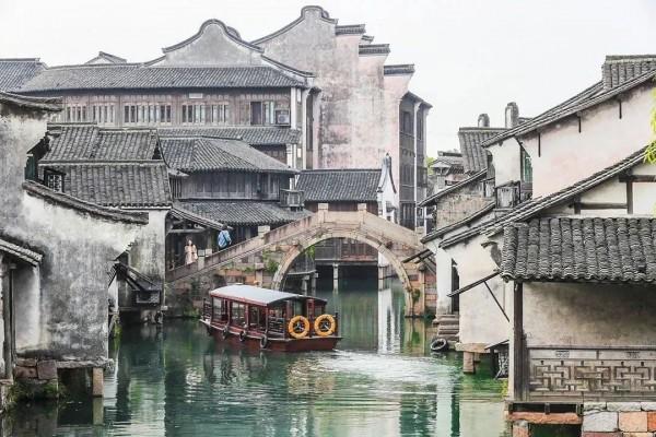 上海周边20个江南古镇,一个比一个仙!许多都没听说过~
