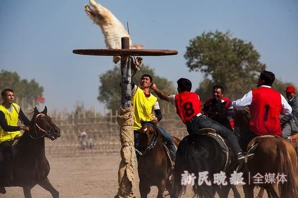 国家级非物质文化遗产:叼羊