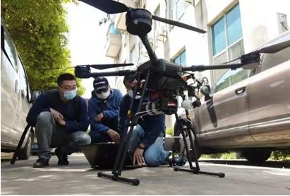 上海电信:积极探索数字应用 5G+无人机补齐城市高空安全短板
