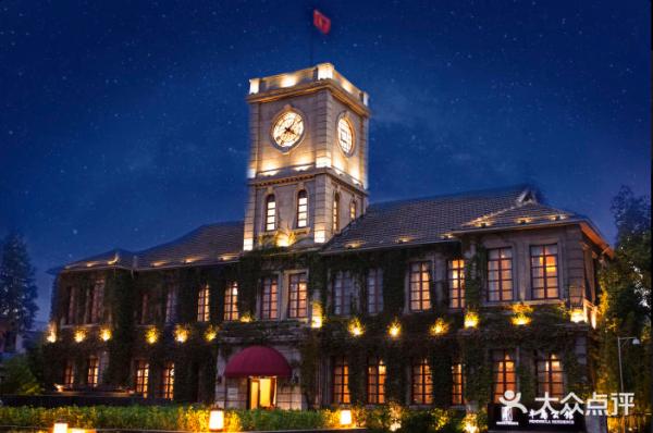 藏不住了!上海又一超嗲老建筑群曝光:小白楼,欧式城堡、日式庭院、荷兰风车…洋气又百搭!