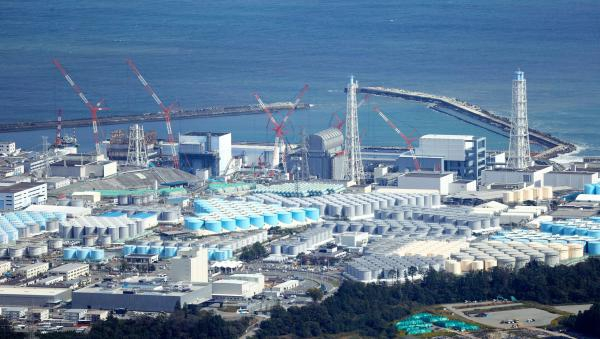 日本政府基本决定将福岛核污水排入大海,预计明年达137万吨
