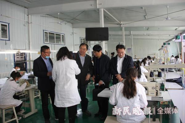 闵行职教集团到泽普县进行职教帮扶 提升泽普职教品质