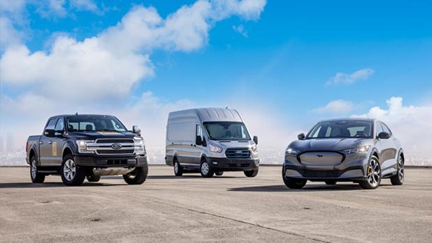 福特汽车成立全球电池创新中心,加速动力电池研发