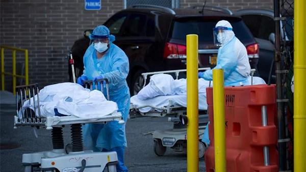 世卫:全球确诊超1.539亿例,死亡超322万例
