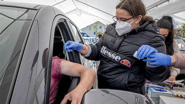 德国拒绝美国放弃新冠疫苗专利的提议
