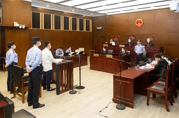 上海一中院一审公开开庭审理被告人侯彦卫集资诈骗案