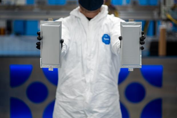 宝马集团投资固态电池新创企业