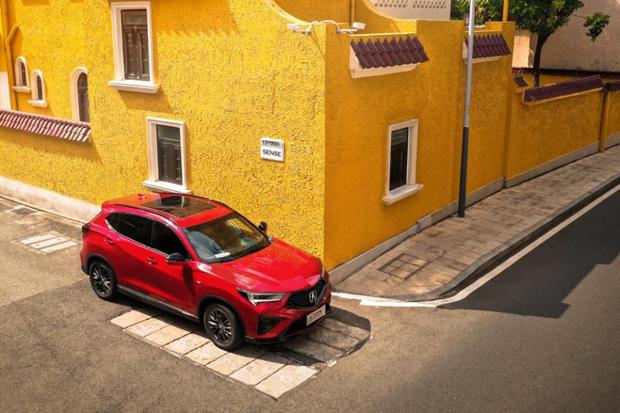 520广汽Acura NEW CDX为爱助攻