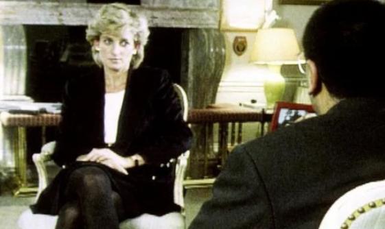 BBC骗访戴安娜,王室指责其不道德,英国政府将审查