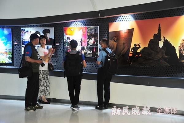 扬帆起航·再创辉煌 庆祝建党100周年,浦东·太仓摄影家作品联展开幕