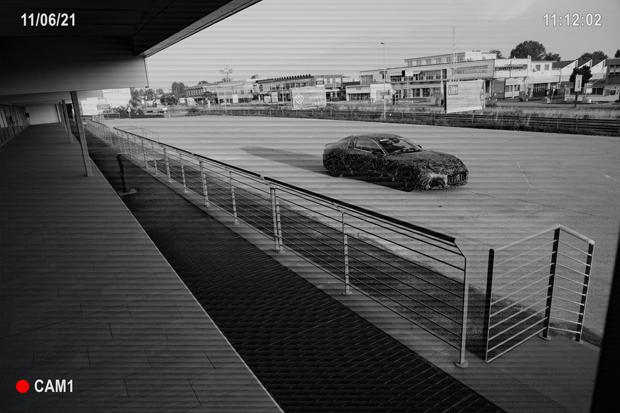 全新玛莎拉蒂GranTurismo首台原型车亮相
