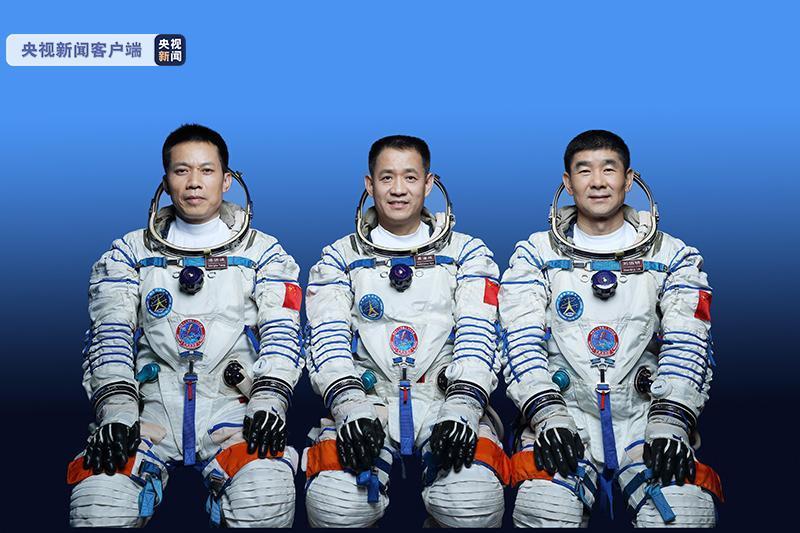 神舟十二号3名航天员官宣!将在轨工作生活3个月完成四项任务→