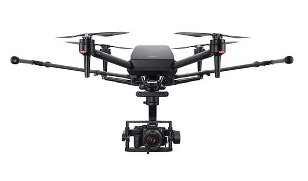 索尼将推出专业级无人机Airpeak S1 凭借飞行和拍摄性能拓展航拍视频制作的可能性,带来前所未有的自由视角