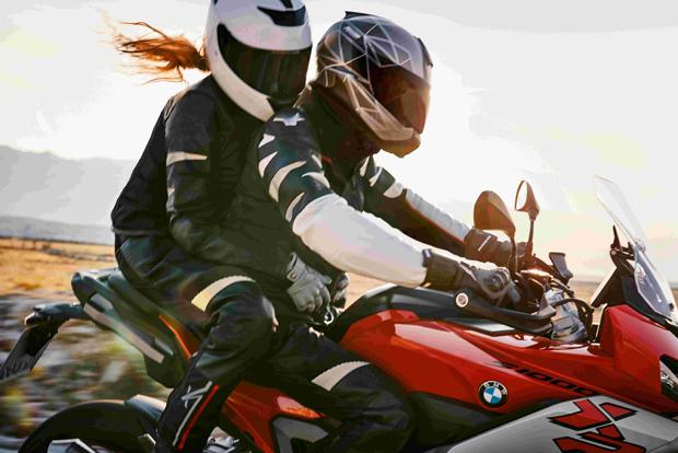 BMW摩托车打造数字化骑行新体验