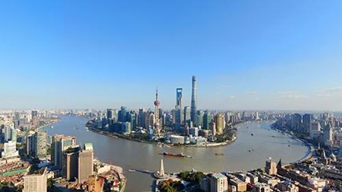 上海今日阴有小雨最高温25度 下周最高气温重回30℃