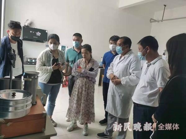盒马(中国)有限公司深入推进沪喀两地消费帮扶合作