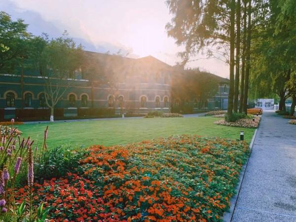 魔都又添人文打卡地:苏州河滨水岸线+百年高校老建筑群,全上海独此一家!