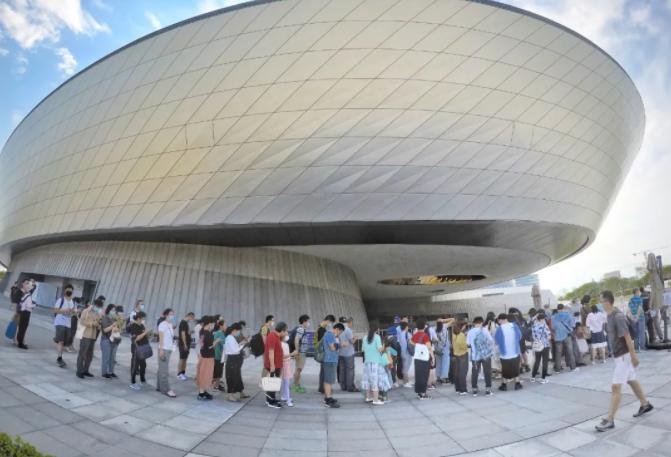 太火爆了!上海天文馆今天开票!秒光!4条参观路线+买买买攻略来了!