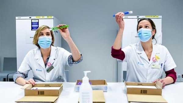 比利时一女性同时感染两种新冠变异病毒