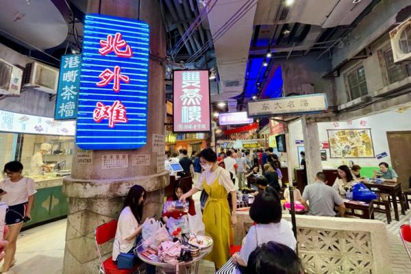 北外滩来福士开啦!复刻90年代上海老弄堂!还有这些高颜值集合地!