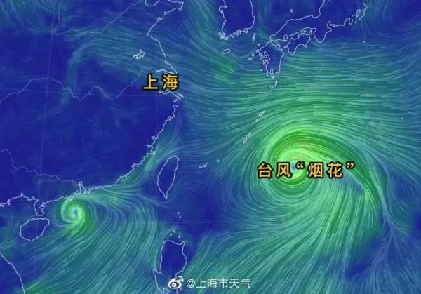 """台风""""烟花""""逼近上海!大到暴雨要来!河南郑州灾情竟与它有关!"""