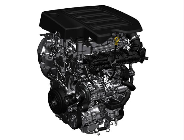 上汽通用发布第八代Ecotec全新1.5T发动机