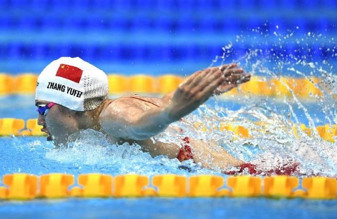 张雨霏夺得东京奥运会女子100米蝶泳银牌