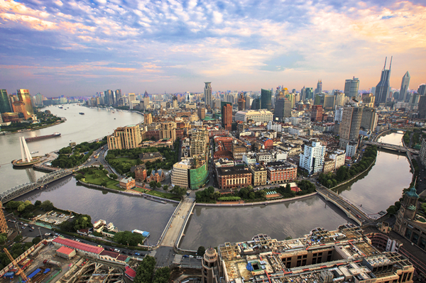 晨读   印象上海