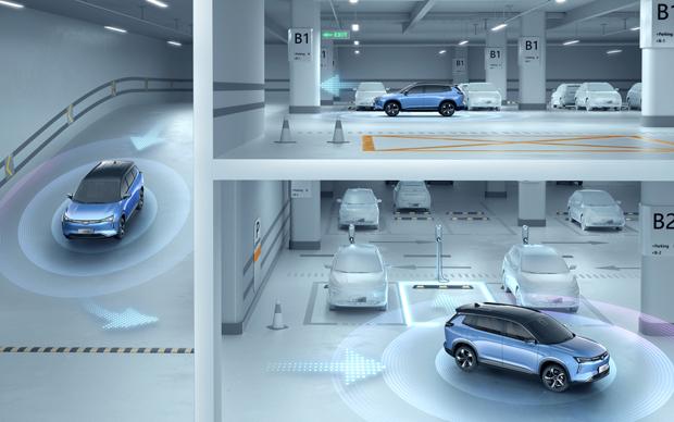 加速无人驾驶量产 威马汽车首批入驻上海百度Apollo Park
