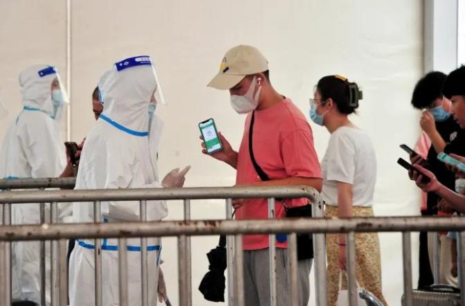 途经南京要隔离吗?如何查同行密接?12组最新防疫问答,上海人最关心的都在这里!