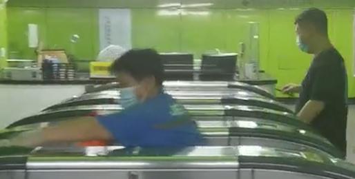 视频   乐动体育地铁川沙站防疫升级:安检设备每小时消毒一次 人员上岗双重核查