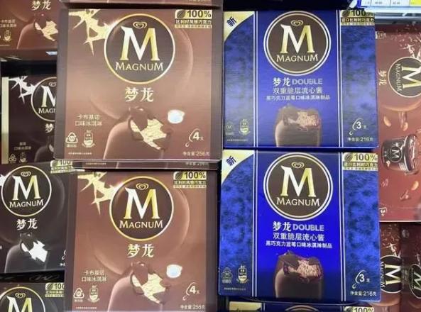 """网友炸锅!很多上海人爱吃的梦龙,被质疑中外配料""""两套标准""""?"""