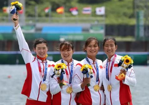 东京奥运会上,魔都这所大学居然派出了一支校队!一举拿下三块金牌!