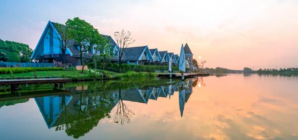 远离喧嚣,回归田园!上海郊游度假5个新去处!