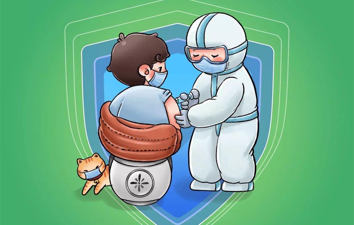 上海将分步启动12-17岁人群新冠疫苗预约接种!12组热点问答来了~